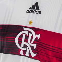 Camisa Flamengo Away  2020/2021 - Branca na internet