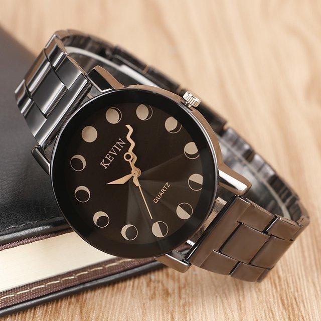 2de1ef1d9a224 Relógio Kevin Black Séries - Comprar em Timer Store
