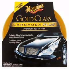 Cera Gold Class Carnauba Plus Premium Paste Wax