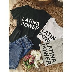 REMERA LATINA POWER