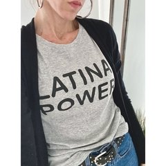 REMERA LATINA POWER - comprar online