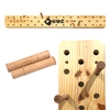 Peg Board Tabla de Madera Maciza 2,10 mts