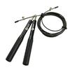 SOGA DE SALTO SPEED ROPE CON 2 RUL. MANGO METAL CROSSFIT - BOX
