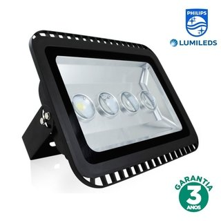 Refletor LED 300w Luz Branca Chip Philips 70269-6K