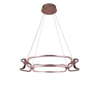 Pendente Lumina Rose Gold 60cm BB007E
