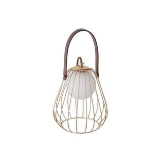 Abajur LAMP Metal French Gold 1xbipino 18cm Bella ML001G