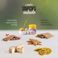 Combo Snacks - Salado en internet