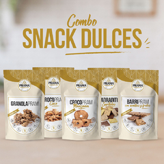 Combo Snacks - Dulce