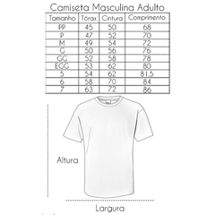 CAMISETA DECOTE V na internet