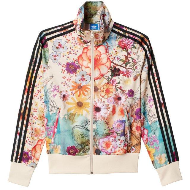 cfb7d5808 Adidas Originals Women Farm Confete Firebird Tracktop Jacket AJ8151 Brand  New With Original Tag