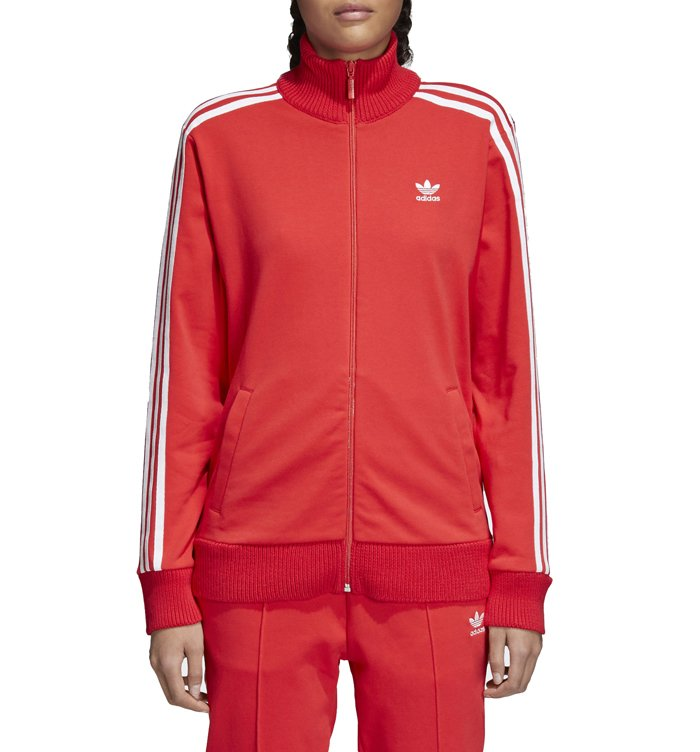 Original Adidas Superstar Track Jacket White Caliroots SST
