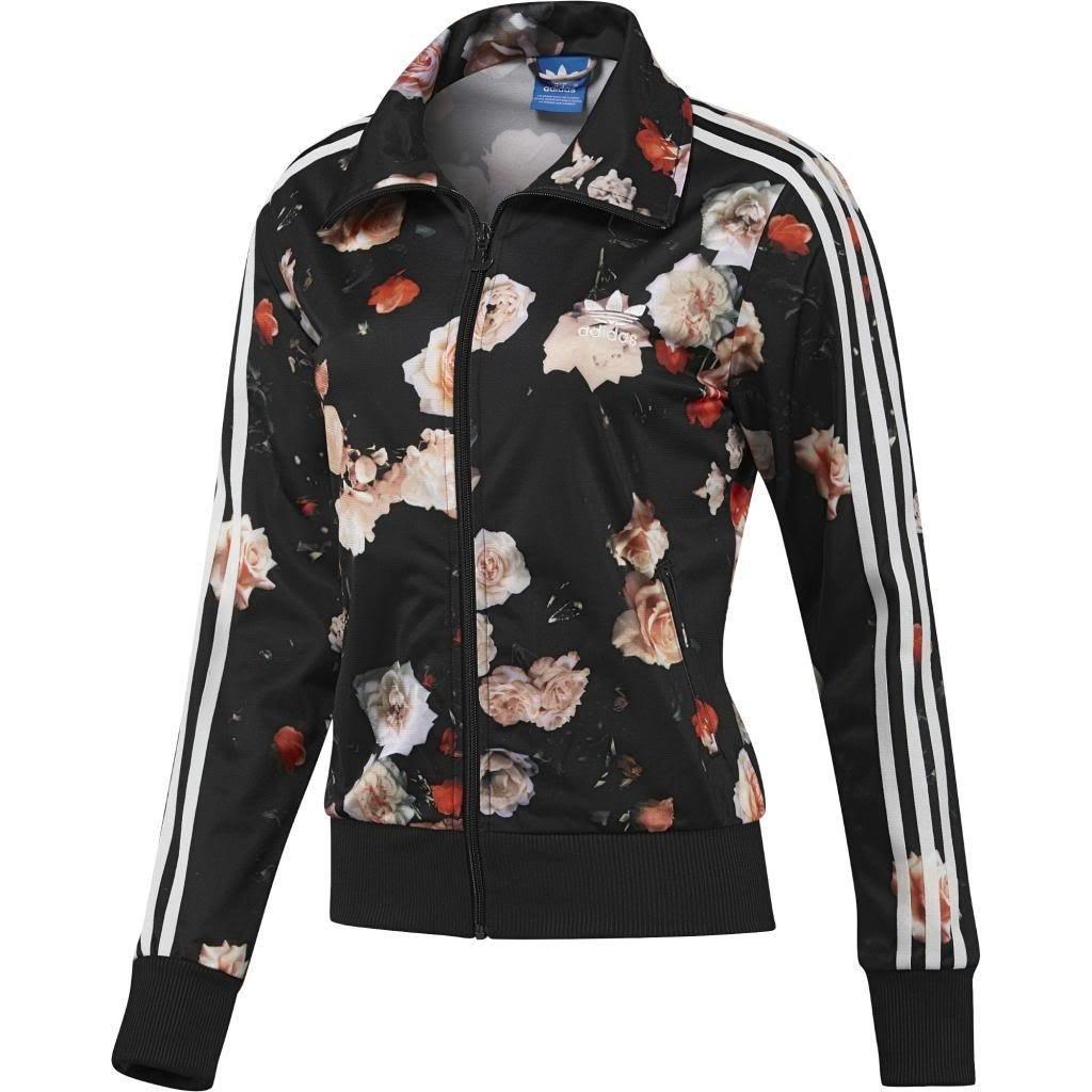 adidas rita ora roses jacket