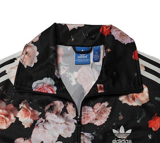 Adidas BR4436 Women Original 3 Stripe Track Top Jacket Black Superstar Jacket