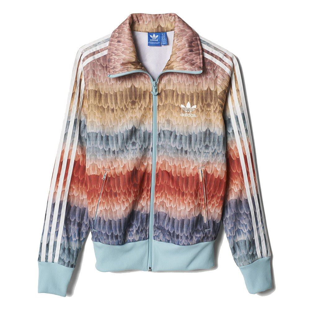 Adidas Women Menire Farm Firebird Track Jacket S19333 Top