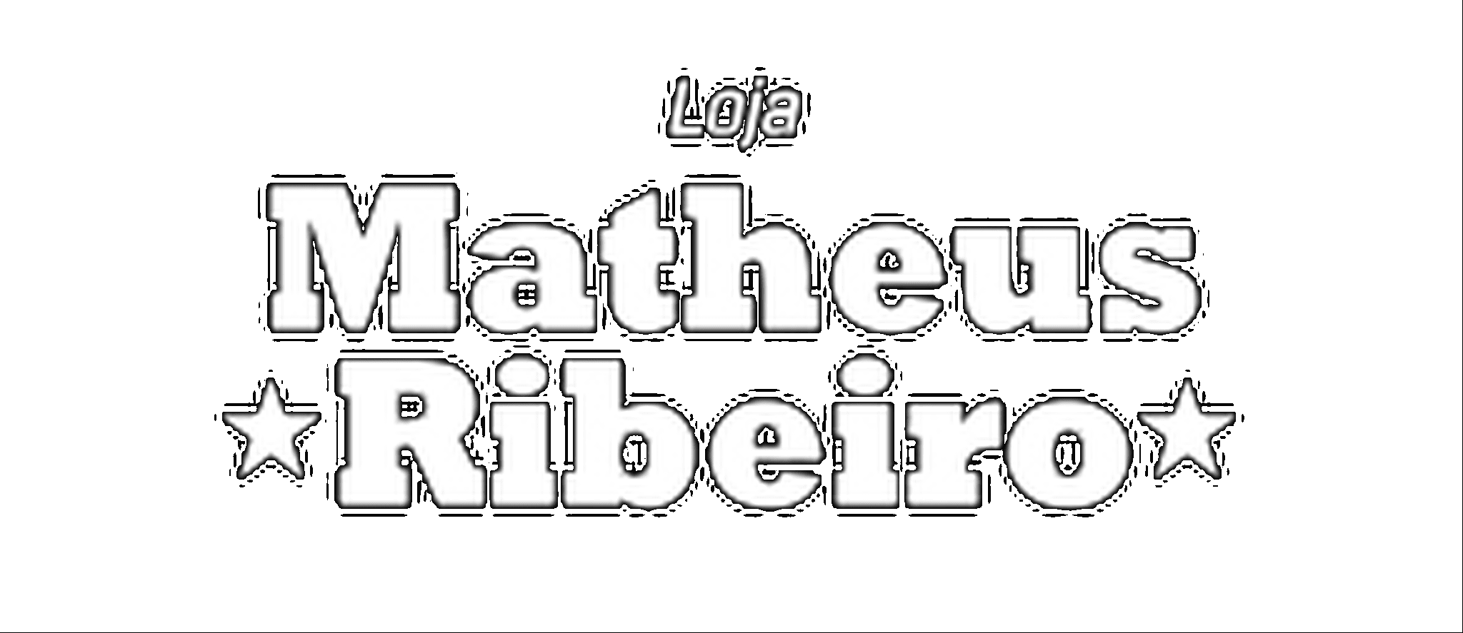 958ab4181 Loja online de Loja Matheus Ribeiro