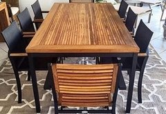 CONJUNTO DE MESA LEA BY HOUZZ MOBILE