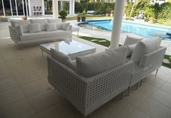 CONJUNTO SOFÁ VIYOLET BY HOUZZ MOBILE