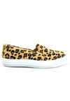 Tênis Slip On Iate Animal Print Onça