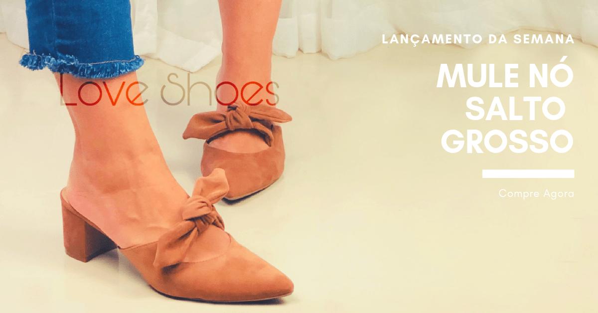 cc5f6f69b Love Shoes Calçados Femininos