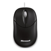 Mouse Compact 500 con Cable  Optico USB Negro