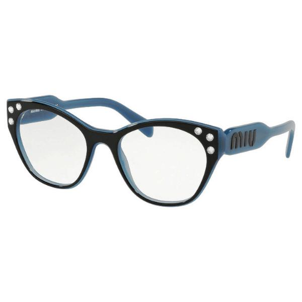 94ec38e39 Óculos de Grau Miu Miu MU02RV 1031O1 - Indie Óticas