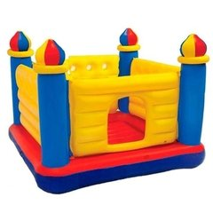 Castillo Inflable Intex 175x175 Pelotero Saltarin