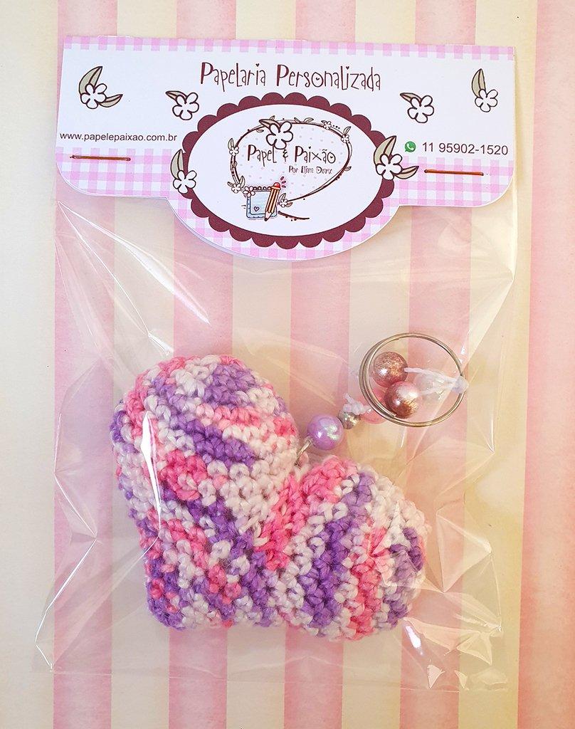 Chaveiro De Pug Em Crochê - Amigurumi - R$ 40,00 em Mercado Livre | 1024x808
