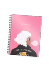 CUADERNO SHE IS FIERCE