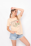 REMERA FLORES YOURSELF