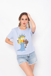 REMERA MAGGIE SIMPSON en internet