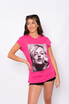 REMERA ESTAMPADA KATE MOSS