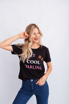 REMERA JUST BE COOL...