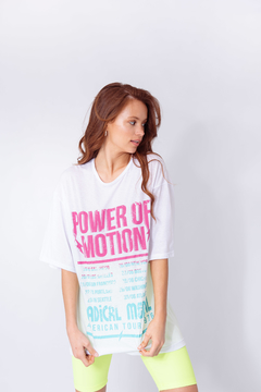 REMERON POWER OF MOTION
