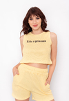 MUSCULOSA LIKE A PRINCESS - comprar online