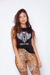 MUSCULOSA BORN TO RIDE