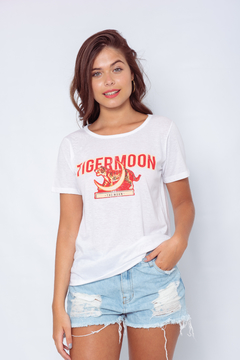 REMERA TIGER MOON