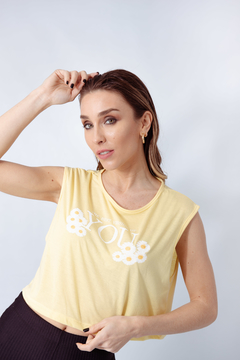 MUSCULOSA MARGARITA YOU en internet