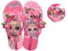 Chinelo Infantil Feminino Ipanema Lol Surprise 3 26350 Novo