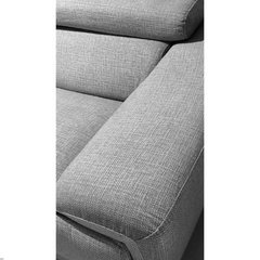 Sillon Gucci Light Grey Right Corner - Elefanta Deco
