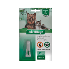 Antipulgas Advantage Bayer