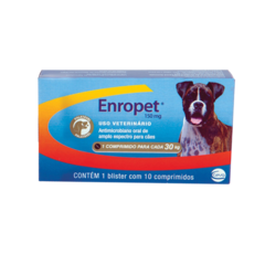 Antimicrobiano Enropet Ceva