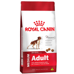 RAÇÃO ROYAL CANIN MEDIUM ADULT