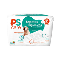 Tapete Higiênico PS Care Pet Society