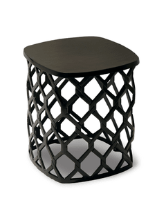 Bundi side table Black