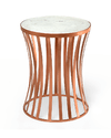 Sexie Copper  Side table