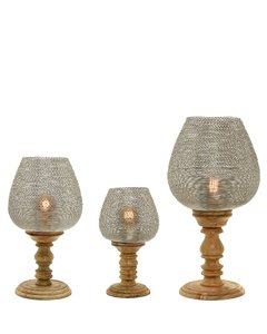 Agra table lamps