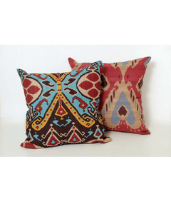 Aztecas Cushion