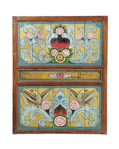 Panel antiguo Bandu