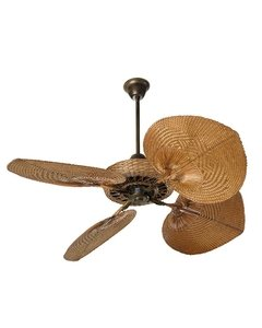 Casablanca style Fan honey color - buy online