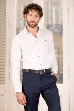 Camisa DH Jones modern fit labrada